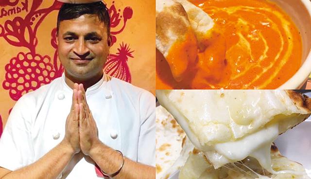インド料理屋 カマルカフェ