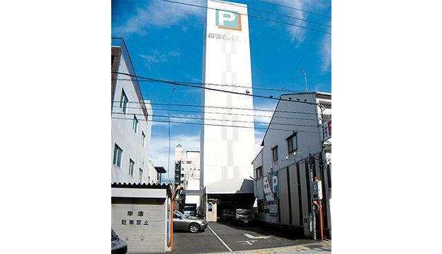 横川本通りパーキング